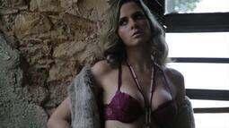 Paparazzo: ensaio sensual com a ex-BBB Ana Paula Renault