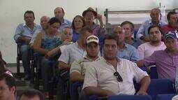 Encontro Municipal de Confinadores é realizado em Santa Vitória