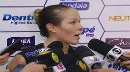 Uberlândia vence Minas e disputa a final da Superliga Feminina de Vôlei