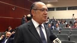 Gilmar Mendes diz que petrolão foi consequência do mensalão