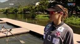 Fabiana Beltrame não garante vaga para as Olimpíadas 2016