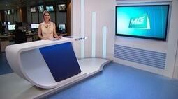 MGTV 2ª Edição volta a ser apresentado da Redação do Jornalismo da TV Globo Minas