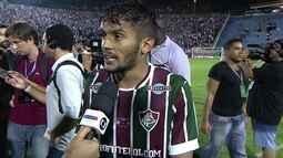 """Gustavo Scarpa, após título: """"É o começo de uma nova era no Fluminense"""""""