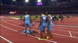 Pílulas olímpicas: Bahamas conquista ouro no revezamento 4x100m nas Olimpíadas de Londres