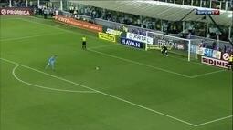 Santos elimina o Palmeiras nos pênaltis e está na final do Paulistão
