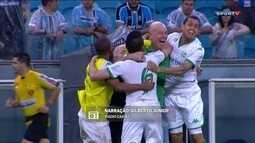 Redação AM: Gilberto Júnior narra minutos finais de Grêmio e Juventude