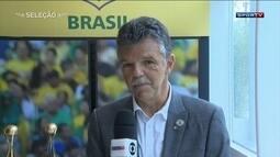 Gilmar Rinaldi explica planejamento da seleção brasileira para as Olimpíadas do Rio