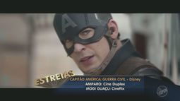 'Capitão América: Guerra Civil' marca as estreias do cinema desta quinta-feira (28)