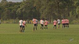 Após mudanças, Ponte Preta goleia a equipe do Sub-20 por 4 a 0