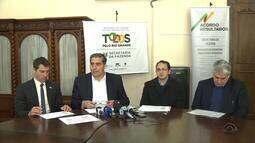 Salários do funcionalismo estadual são parcelados novamente