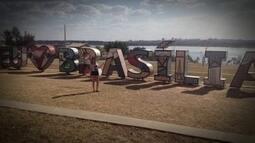 Campanha 'Amor ao quadrado' reúne fotos dos lugares preferidos no DF