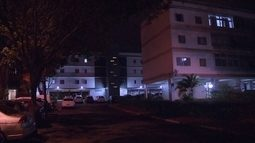 Moradores da Asa Sul fazem protesto diferente para pedir iluminação nas quadras