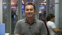 Rembrandt Jr. comenta eliminação do Sport na Copa do Brasil