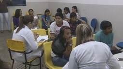 Jovens recebem atendimento odontológico gratuito no AM