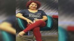 Infarto mata a jornalista Nara Vargas em Porto Velho