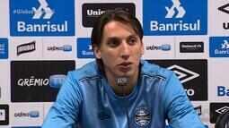 Geromel está de volta ao Grêmio