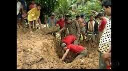 Moradores não esquecem deslizamento no Córrego do Boleiro, 20 anos após tragédia