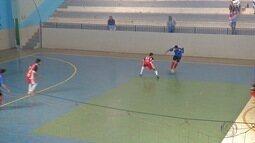 Abertura da 38ª Copa Morena de Futsal foi em quatro cidades de MS