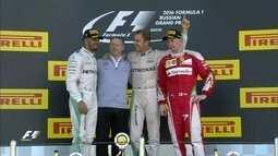 Rosberg ganha 7ª corrida seguida na Fórmula 1
