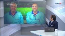 """Noriega elogia """"belíssimo"""" jogo entre Audax-SP e Santos"""
