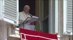 Papa Francisco pede diálogo entre partes envolvidas no conflito da Síria
