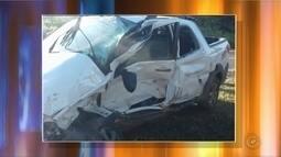 Empresário morre após ser atingido por caminhão no trevo de Itajobi