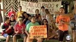 Greves e escolas ocupadas deixam alunos sem aulas em cinco estados