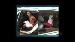 Polícia Civil de Mimoso do Sul, ES, prende duas pessoas em Campos