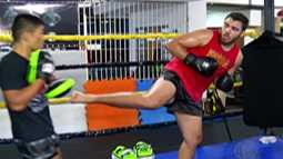 Jhonny Klever disputará o WGP Kickboxing neste fim de semana