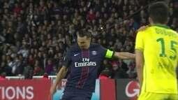 Os melhores momentos de PSG 4 x 0 Nantes pela última rodada do Campeonato Francês