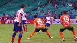 Bahia reclama de arbitragem após eliminação na Copa do Brasil