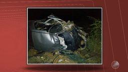 Duas pessoas morrem em acidente na região norte do estado; veja no Giro de Notícias