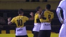 Os gols de Criciúma 3 x 1 Goiás pelo Campeonato Brasileiro Série B