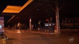Trabalhadores do transporte coletivo de Sorocaba entram em greve