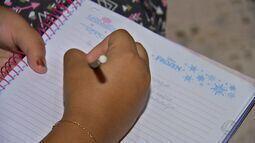 Reportagem explica um pouco sobre a dislexia, que tem tratamento