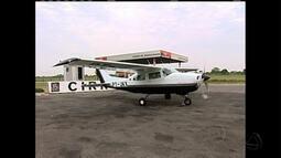Polícia Federal investiga desaparecimento de avião da Tv Centro América
