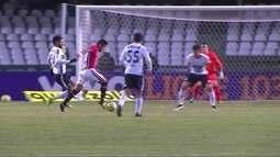 Os gols de Coritiba 1 x 1 São Paulo pela 3ª rodada do Brasileirão 2016