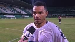 Após empate, Ceará analisa momento do Coritiba