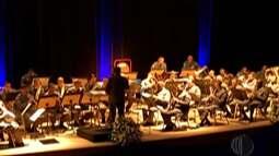 Aniversário da CPAM-12 tem apresentação da Orquestra Sinfônica da PM