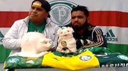 Rodada do Brasileirão começa com vitória do Palmeiras e é assunto no Resenha