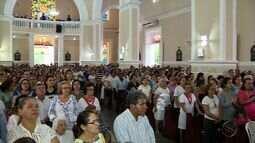 Três procissões seguem até a Catedral Metropolitana de Aracaju