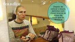 Maquiagem parada gay - Rita