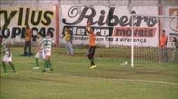 Dida defende pênalti de Vanderlei na final do returno do Piauiense