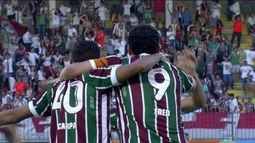 O Gol de Fluminense 1 x 0 Botafogo pela 4ª rodada do Campeonato Brasileiro