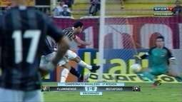 """Lino afirma que Fred foi o """"cara"""" na vitória do Flu sobre o Botafogo"""