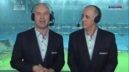 Batista elogia atuação de Everton na vitória do Grêmio sobre o Coritiba