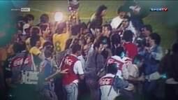 Primeiro episódio da série sobre a Copa América mostra título da Seleção em 1989