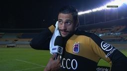 Diante das circunstâncias, Wendell comemora empate do Paraná fora de casa com o Vila