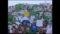 Em 2007, o Palmeiras venceu o Corinthians por 3 a 0 pelo Campeonato Paulista