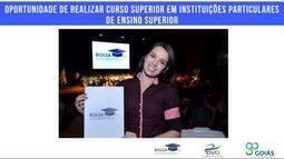 Programas sociais beneficiam milhares de estudantes em Goiás